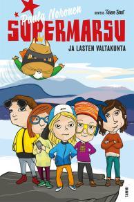 Cover for Supermarsu ja lasten valtakunta