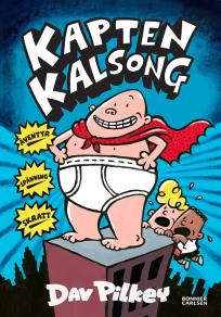 Cover for Kapten Kalsong