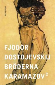 Cover for Bröderna Karamazov 2