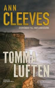 Cover for Tomma luften