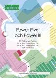 Bokomslag för PowerPivot & Power BI