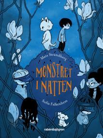 Cover for Monstret i natten