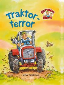 Omslagsbild för Traktorterror