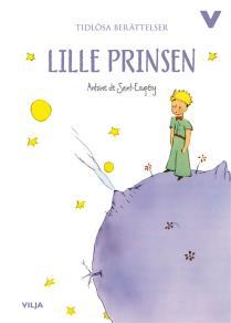 Omslagsbild för Lille prinsen (lättläst)