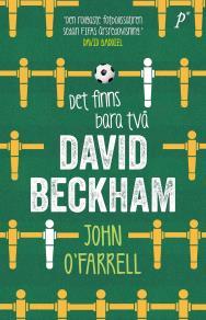 Omslagsbild för Det finns bara två David Beckham
