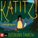 Bokomslag för Katitzi i ormgropen