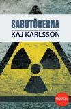 Cover for Sabotörerna