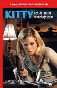 Cover for Kitty och de stulna schackpjäserna