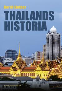 Omslagsbild för Thailands historia