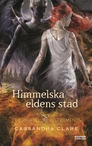 Cover for Himmelska eldens stad