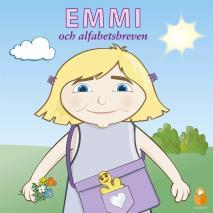 Omslagsbild för Emmi och alfabetsbreven