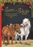 Bokomslag för Sam och Sigge och den första julen