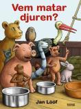 Bokomslag för Vem matar djuren?