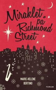 Omslagsbild för Miraklet på Richmond Street