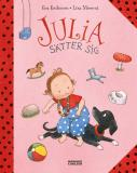 Cover for Julia sätter sig