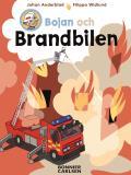 Bokomslag för Bojan och brandbilen