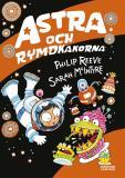 Bokomslag för Astra och rymdkakorna