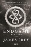 Cover for Endgame. Striden