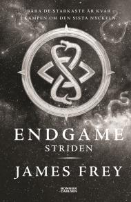 Cover for Endgame. Striden