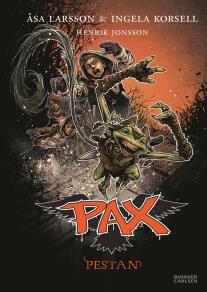 Cover for PAX. Pestan