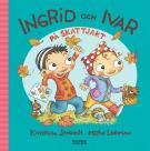 Bokomslag för Ingrid och Ivar på skattjakt
