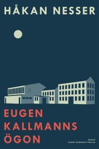 Omslagsbild för Eugen Kallmanns ögon