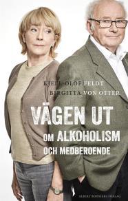 Omslagsbild för Vägen ut : En loggbok om alkoholism och medberoende