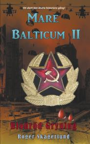 Cover for Mare Balticum II: Blodröd Gryning
