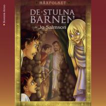 Cover for De stulna barnen