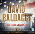 Cover for Dödsdömd: Melvin Mars