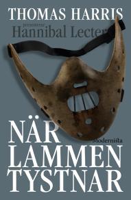 Cover for När lammen tystnar