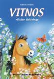 Omslagsbild för Vitnos 10 - Vitnos räddar Guldvinge