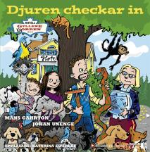 Cover for Djuren checkar in