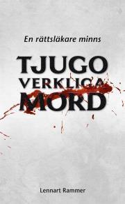 Omslagsbild för Tjugo verkliga mord - En rättsläkare minns