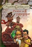 Bokomslag för Den magiska trädkojan 4 - Pirater och papegojor
