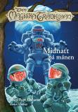 Bokomslag för Den magiska trädkojan 8 - Midnatt på månen