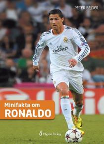 Omslagsbild för Minifakta om Ronaldo