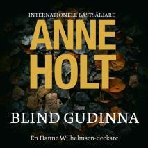 Cover for Blind gudinna