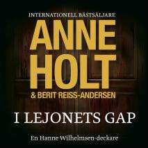 Cover for I lejonets gap