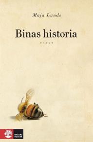 Omslagsbild för Binas historia