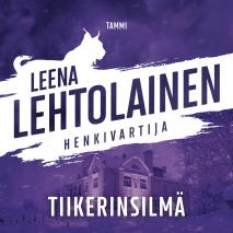 Cover for Tiikerinsilmä
