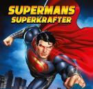 Bokomslag för Supermans superkrafter