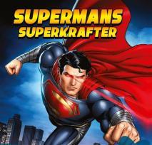 Cover for Supermans superkrafter