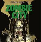 Cover for Zombie city 4: De levandes land