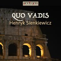 Cover for Quo Vadis