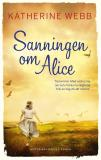 Cover for Sanningen om Alice