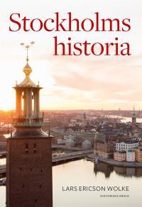 Cover for Stockholms historia
