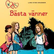 Cover for K för Klara 1 - Bästa vänner