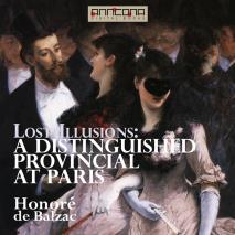 Omslagsbild för A Distinguished Provincial At Paris