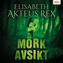 Cover for Mörk avsikt